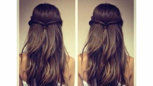 Nourrir vos cheveux facilement.