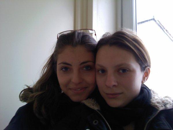 Gwendoline et mi