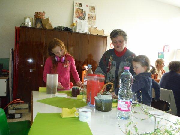 AMOSA propose des activités pour les jeunes