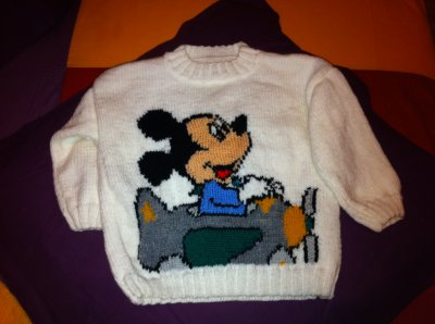 Pull Enfants Mickey