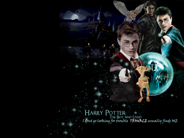 • Harry Potter