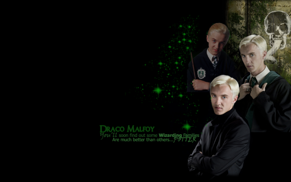• Drago Malefoy