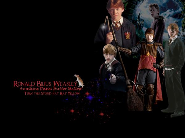 • Ronald Weasley