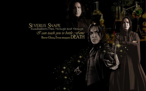 • Severus Rogue