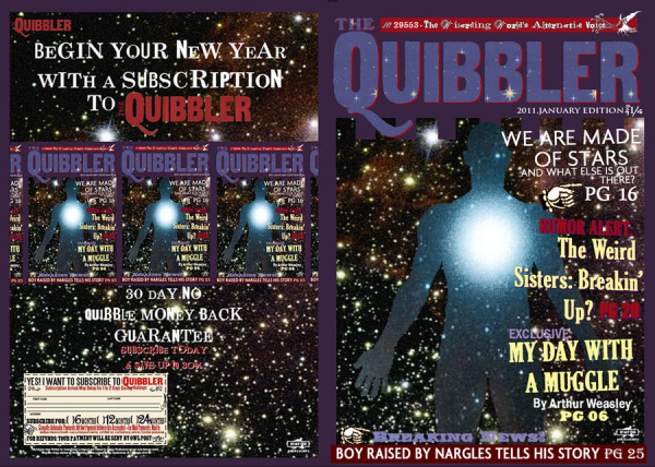 • How to make a Quibbler ?!