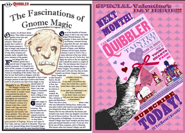 • Quibbler january [pictures 3]