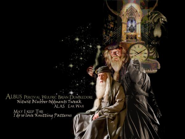 • Albus Dumbledore