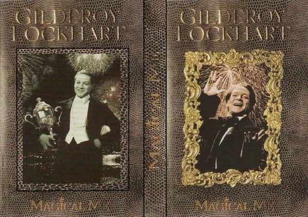 Paper props Gilderoy Lockhart