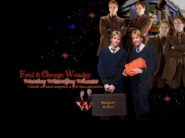 •Les Jumeaux Weasley