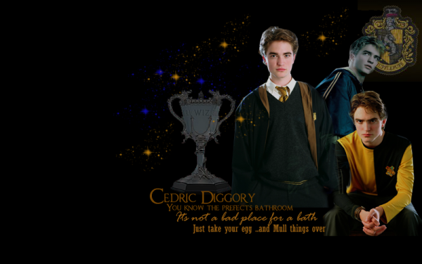 • Cédric Diggory