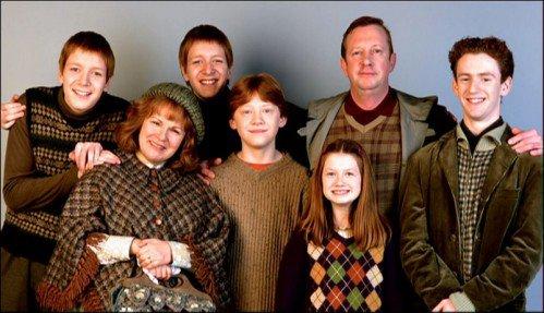 • Les weasley