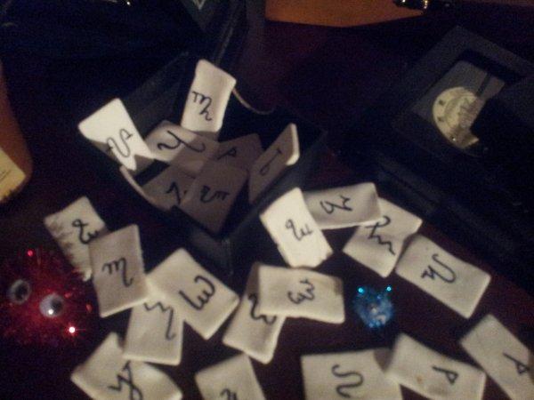 • Fabriquer des runes