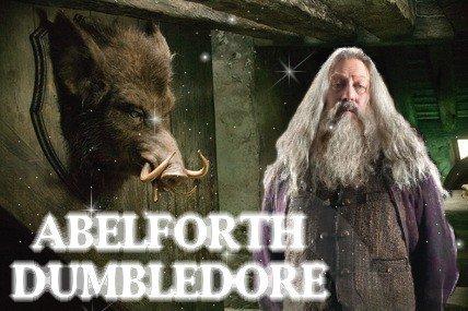 • Abelforth Dumbledore