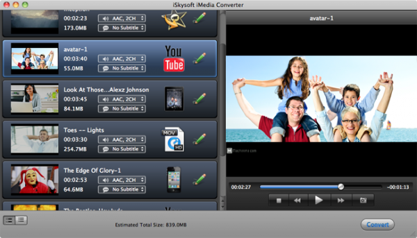 Tutorial for converting DVD and video on Mac