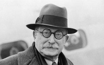 Les congés payés de 1936. Léon Blum.