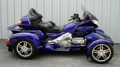 goldwing 1800 cc 4 roues anthony. Black Bedroom Furniture Sets. Home Design Ideas