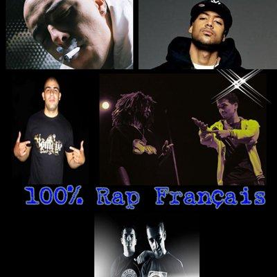 100% rap français