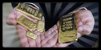Des lingots d'or découverts dans un RER B!!!