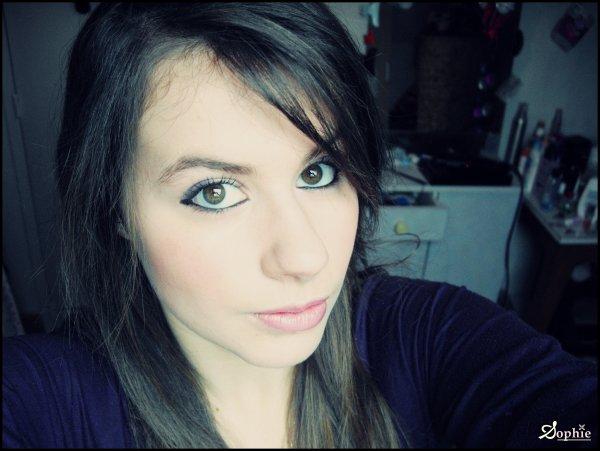 # Sophie, 17 ans & Prise.