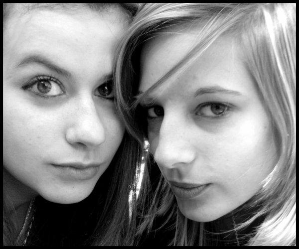 Cécile & moi  ♥