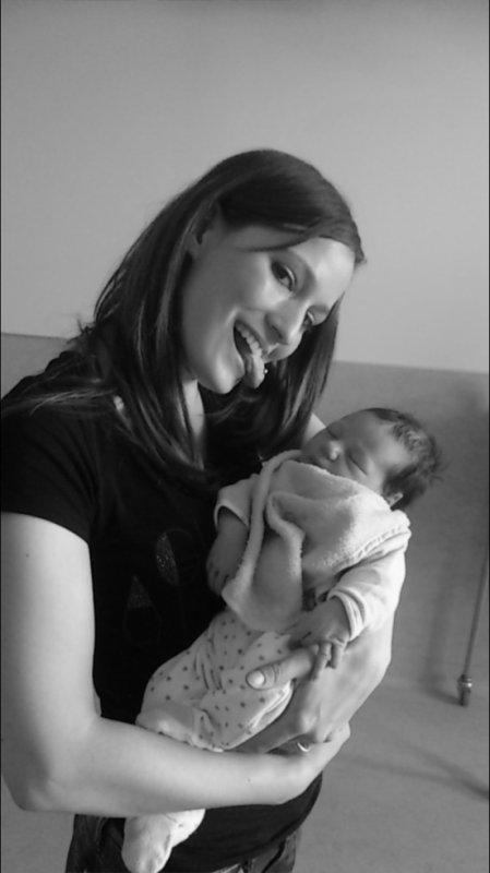 ma sopheuche et ma fille <3