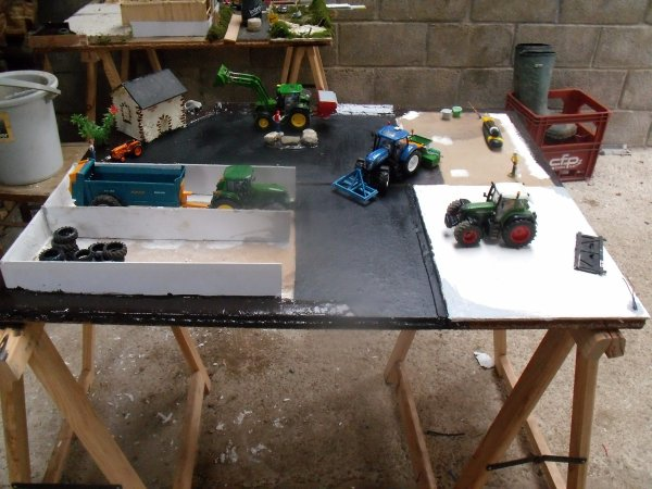 Diorama en construction :)