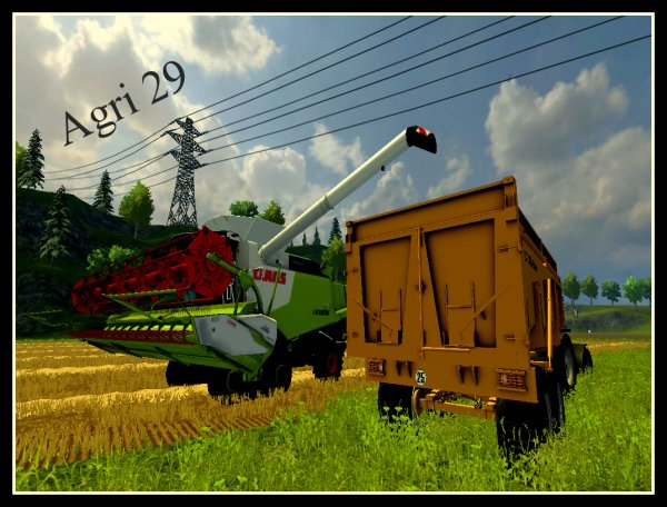 Multi sur Farming simulator 2013