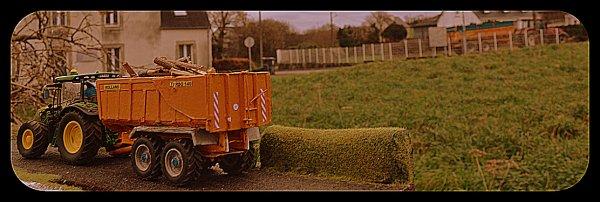 Transport de Bois 2014 ! :D