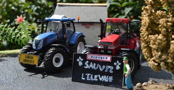 Soutien au Agriculteurs !