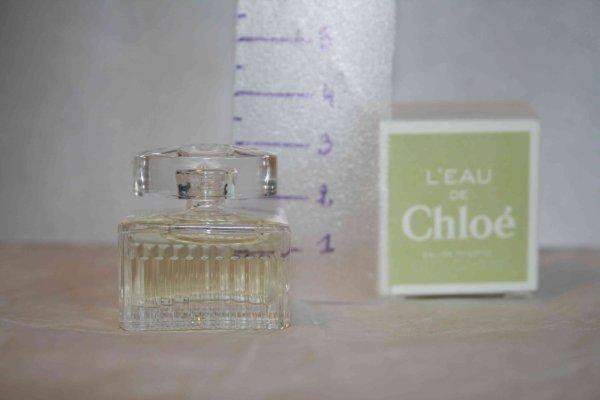 Chloé eau de toilette 5 ml à vendre ou à l'échange
