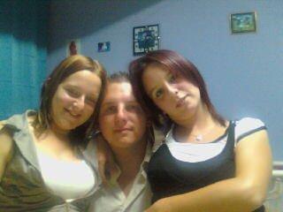 ma chérie, moi et ma soeur