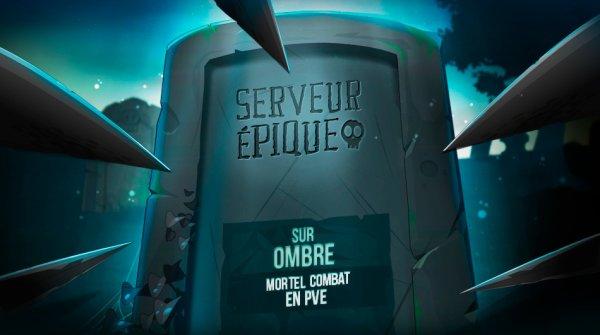 Nouveau Serveur