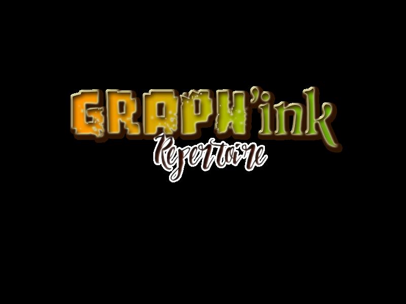 Graph'Ink Répertoire