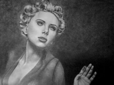 Scarlett Johansson 16/10/07