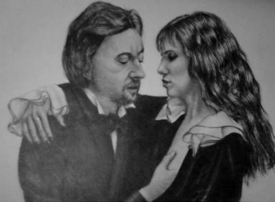 Serge Gainsbourg & Jane Birkin 22/11/07