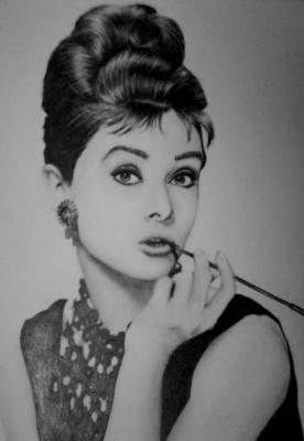 Audrey Hepburn 19/12/07