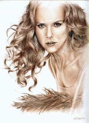 Nicole Kidman 26/12/07