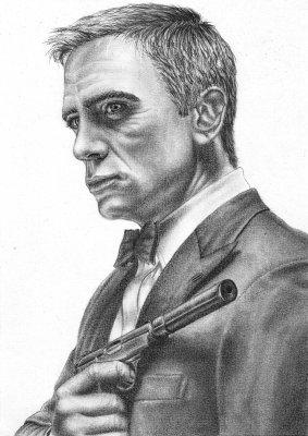Daniel Craig 24/11/08