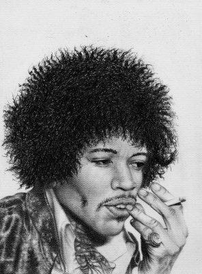 Jimi Hendrix 26/08/09