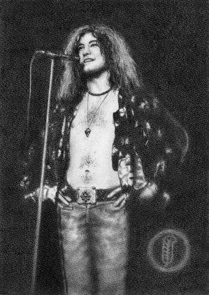 Robert Plant 12/11/09