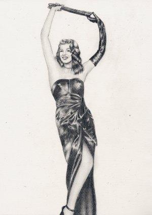 Rita Hayworth 26/01/12
