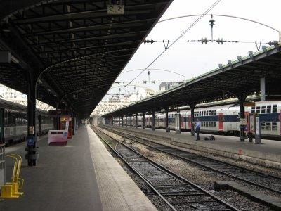 quai de la gare de l 39 est vendredi 26 juin 2009 les plus