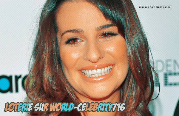 LOTERIE SUR WORLD-CELEBRITY716