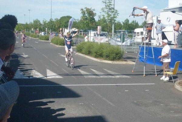 Championnat de France des Agents Territoriaux a La Riche le 29 mai 2011