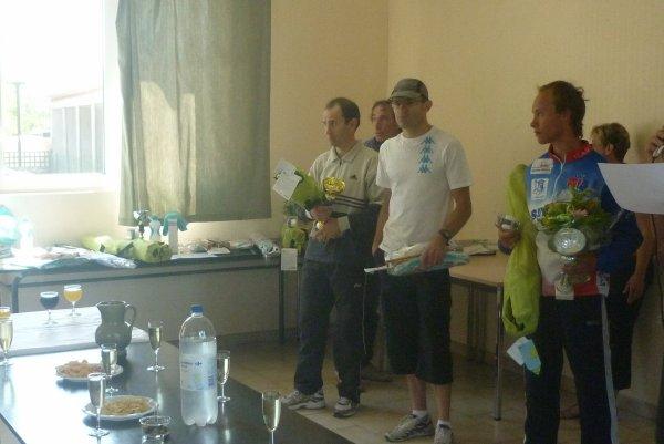 Prix de La Rouchouze FFC le 02 juin 2011