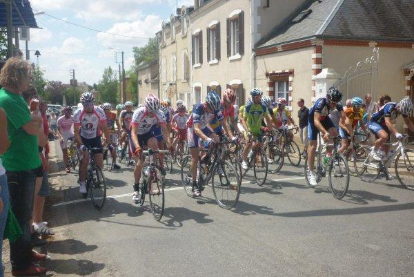 Championnat Régional Route UFOLEP a Genouilly le 05 juin 2011