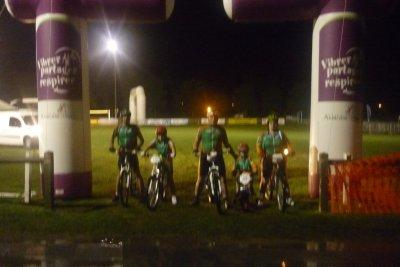 Randonnée La Nuit des Roys le 03 septembre 2011