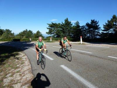 Semaine au Mont Ventoux du 11 au 17 septembre 2011