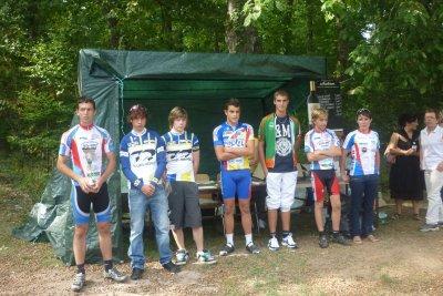 Compétition VTT 3 Heures de Loches le 25 septembre 2011