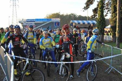 Randonnée La Jocondienne à Joué les Tours le 20 novembre 2011